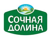 логотип сочная долина