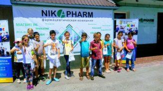 картинка Экскурсия в Nika Pharm