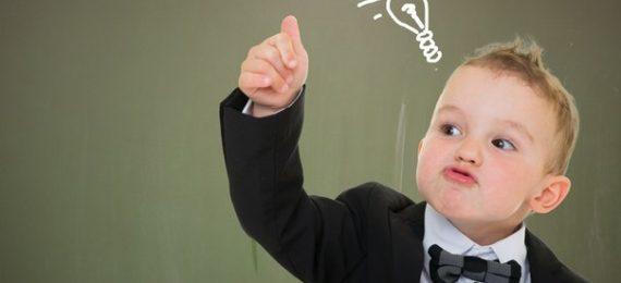картинка Маленький авторитет: как воспитать ребенка лидером?