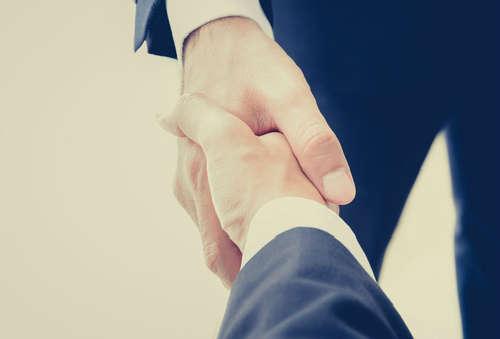 картинка деловой партнёр