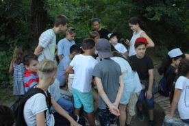 картинка Экскурсия учеников Business Hub в Арлекино - праздники в Ташкенте
