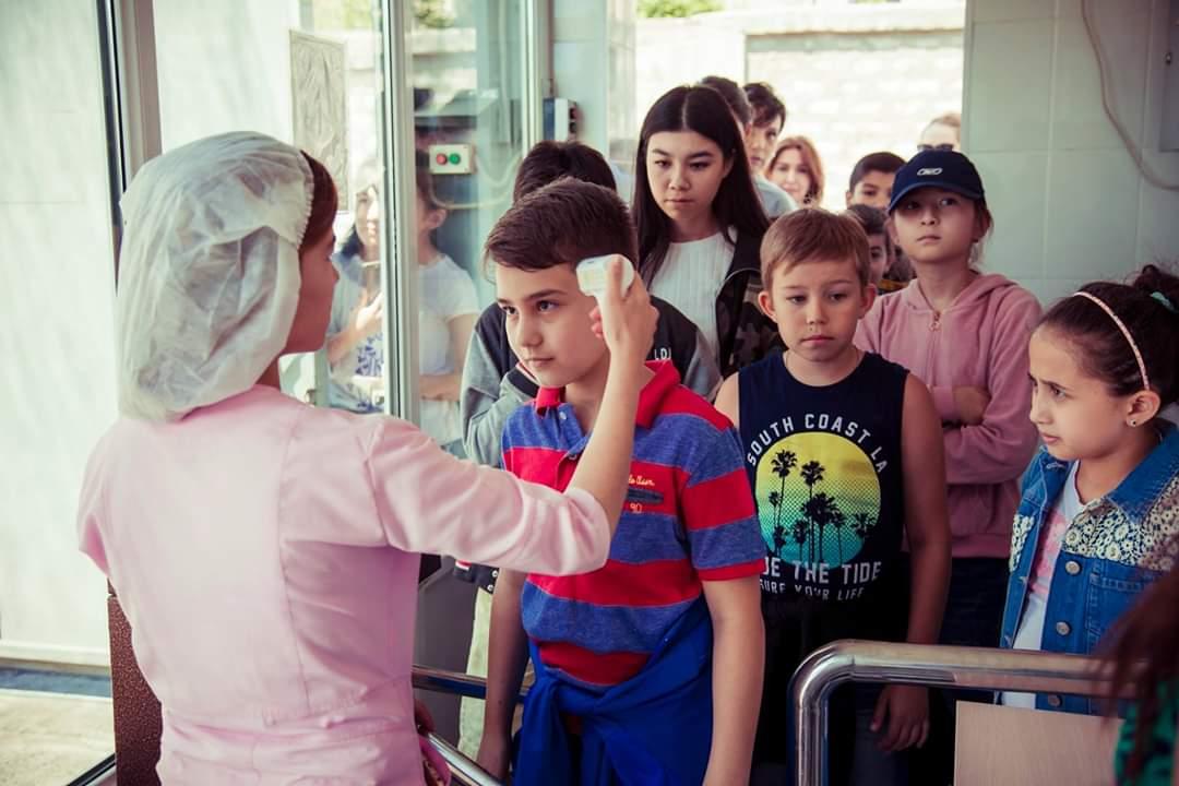 картинка Экскурсия в компанию Rozmetov для учеников Business Hub Академия