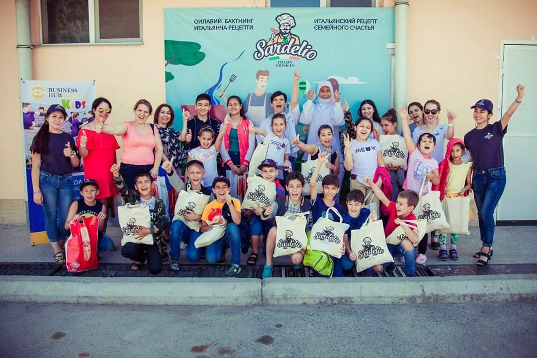 картинка Экскурсия для учеников в компанию Rozmetov